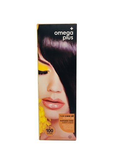 Omega Plus Saç Bakım Yağı 150 Ml Renksiz